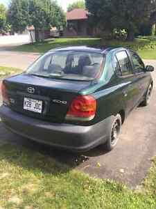 2003 Toyota Echo Berline West Island Greater Montréal image 3