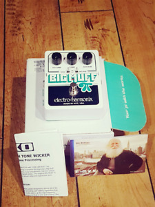 Selling Boss DD-7, TR-2, EHX Big Muff Pi and more
