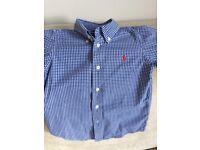 Boys Ralph Lauren Shirt 4yrs
