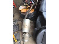 Rover mg zr 25 cobra sport back box will fit other cars