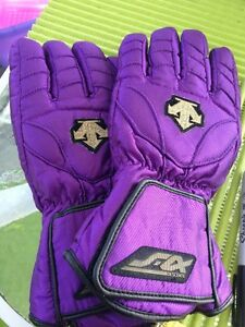 DESCENTE SKI / SNOWBOARD GLOVES - PU In Orillia