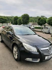 Vauxhall insignia cdti 160 bhp fsh full test