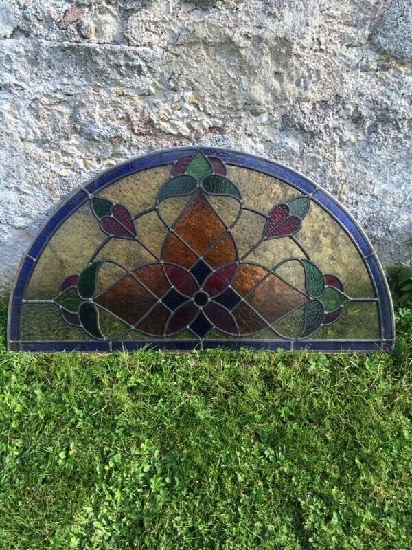 Stained glass archin Grantown on Spey, HighlandGumtree - Stained glass arch. Removed from an old church building. Have a few left