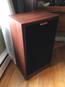 Klipsch KG4 Loudspeakers - Excellent Condition