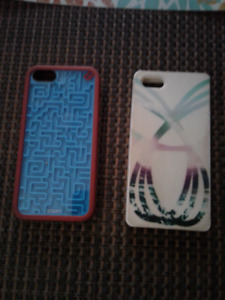 Iphone 5 / 5S and Iphone 4 / 4S used cases **Beats Vans TNA Maze