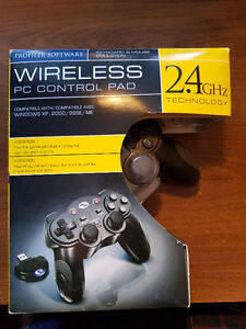 Wireless PC Control Pad