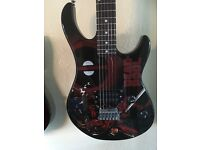 Peavey Rockmaster Deadpool guitar