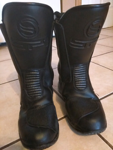 Womens SPI Motorcycle Boots