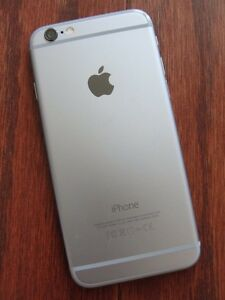 iPhone 6, Space Grey, 16 GB, Unlocked (excellent condition)