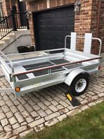 Utility trailer 5x7 stirling (pics coming soon)