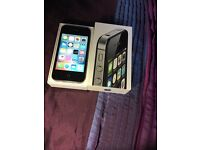 Iphone 4s 8gb black unlocked
