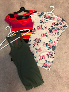 Clothing Lot - All 12 Items Only $25 Total ($2.08 Per Item)