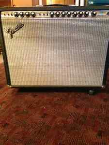 Fender twin reverb amp from the 1970's