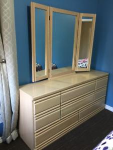 Four Piece Bedroom Set