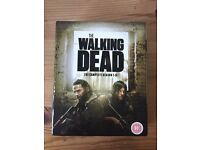 The Walking Dead Season 1-5 Box Set Blu ray