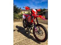 2016 Beta RR 300cc Factory Enduro Bike
