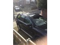 Volvo XC90 diesel 2005 manual, 7 seater, full leather.