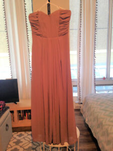 Brand New - H&M Strapless Gown