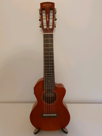 Gretsch A.C.E. 9126 Electro-Acoustic Guitalele with padded bag