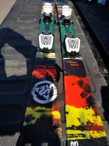 Kids Skis - K2 Shredder 139cm