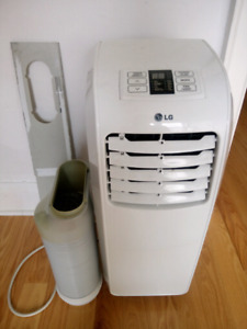LG Portable Air Conditioner $200