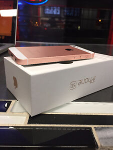 NEW Rose Gold 16GB iPhone 5SE | 30-Day Warranty | MobileEXPRESS