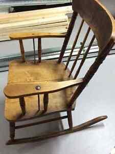 Antique Rocking Chair Gatineau Ottawa / Gatineau Area image 2