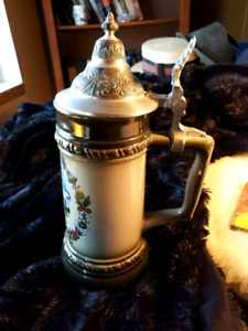 BEER Stein German