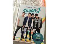 Signed union J book
