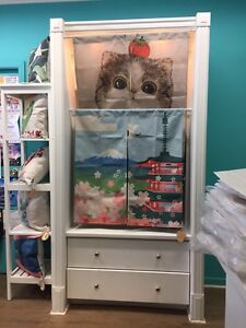 One lonely cabinet looking for a good home
