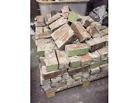 Free bricks - build yourself a bbq, DIY