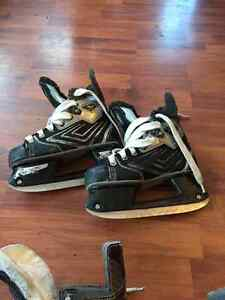 Hockey Skates Youth Shoe Sized 3.5