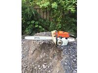 Stihl chainsaw 041AV