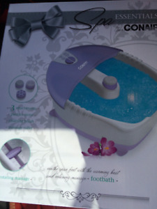 Footbath & Nail Kit, Makeup Travel Bag - $15-$35