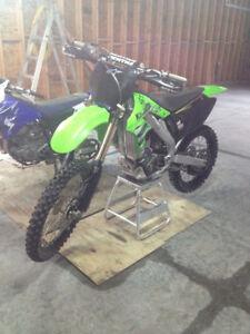 2006 KX250f (4 stroke) for sale or trade for ATV
