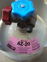 AIR CONDITIONER REFRIGERANT  GENETRON  AZ. 20. ( R 410 a )