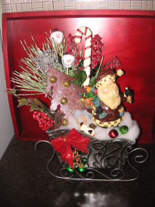 HANDCRAFTED CHRISTMAS DECOR