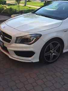 2015 MB CLA250 Lease Takeover $510