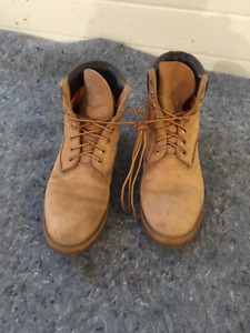 Mens Timberland Boots Size 10