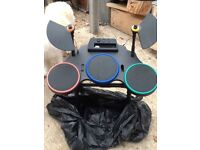 Gaming drum kit