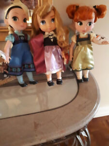 Collector's items original princess dolls MINT CONDITION!