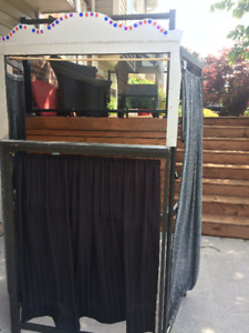 Foldable Puppet Theatre
