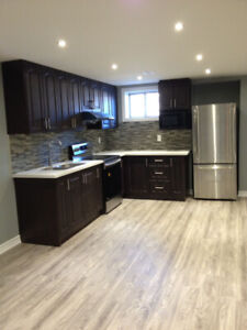 2 Bedroom Basement Appartment For Rent in South Pickering