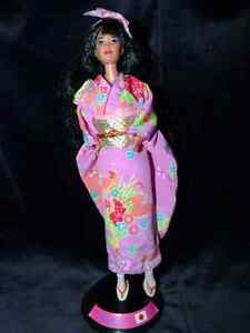 Collectible Japanese Barbie