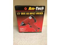 1/2 inch drive air impact wrench