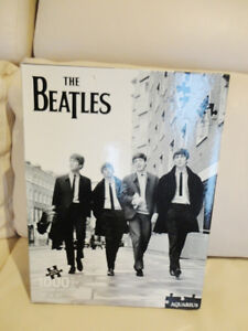 "The Beatles Puzzle 1000 pc. 20"" x 27"" -  never ever used."