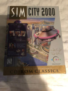 Sim City 2000 PC Game
