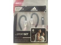 Adidas ear phones brand new in box