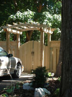 Its Fence and Deck Season! Call Barrier Fence and Deck Today!