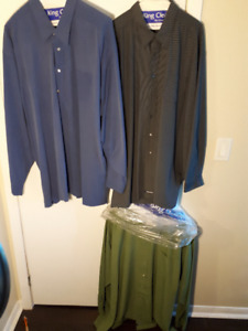Ted Baker 3 men's shirts Size 6 (XXL) - $40 each